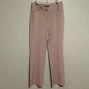 White House Black Market Legacy Tan Career Pant 0R